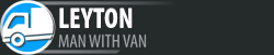 Man with Van Leyton